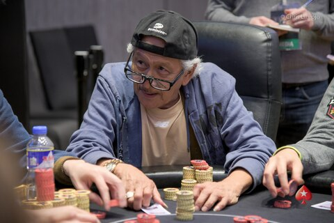 Ignatius Meng wins record-breaking Manila Megastack for ₱3.9M, in addition to a Platinum Pass