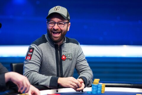 Daniel Negreanu fifth in Super High Roller Bowl. 14 players left