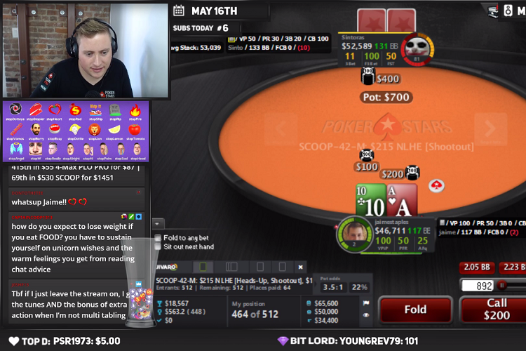 Poker streaming video online poker payout problems
