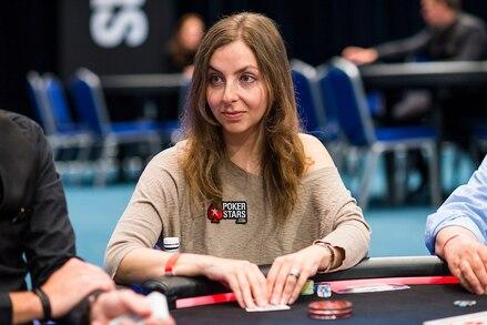 Maria Konnikova reaches final 24 in WPT Borgata Poker Open