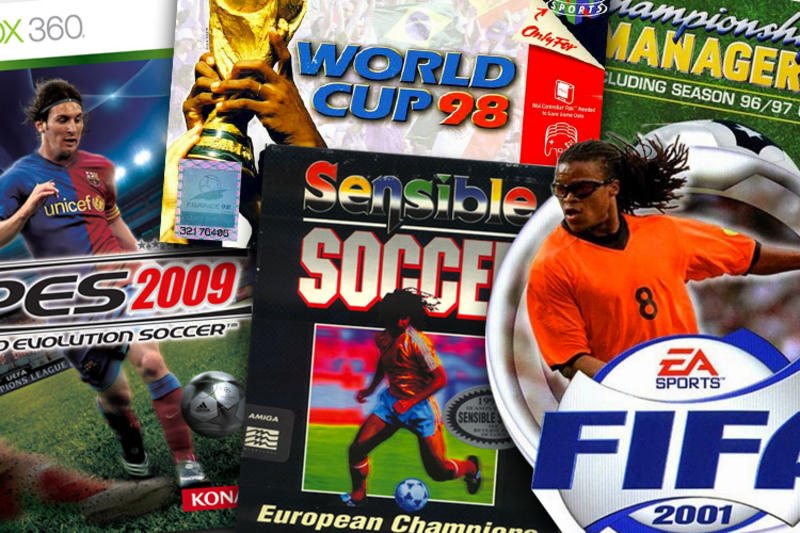70af491ad26 Back of the net: The 10 best football video games of all time