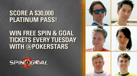 Platinum Pass freeroll: Randy Lew next up to Spin & Goal