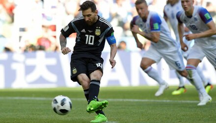 Argentina vs Croatia: Penalty trend to continue in Group D classic