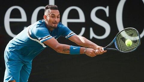 Pronósticos de tenis para el miércoles: Un nuevo rival se cruza en el camino de Kyrgios