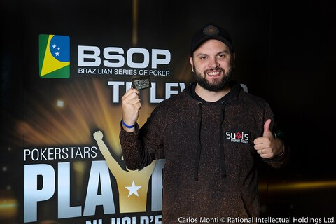 Double champion Saulo Sabioni goes single Platinum
