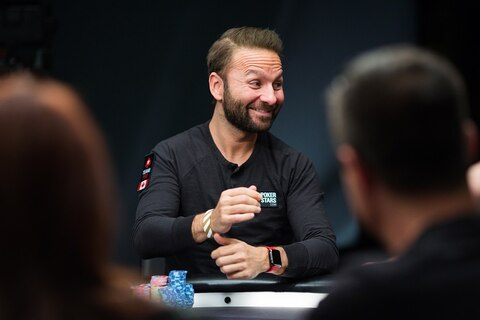 EXCLUSIVE INTERVIEW: Daniel Negreanu on top of the world