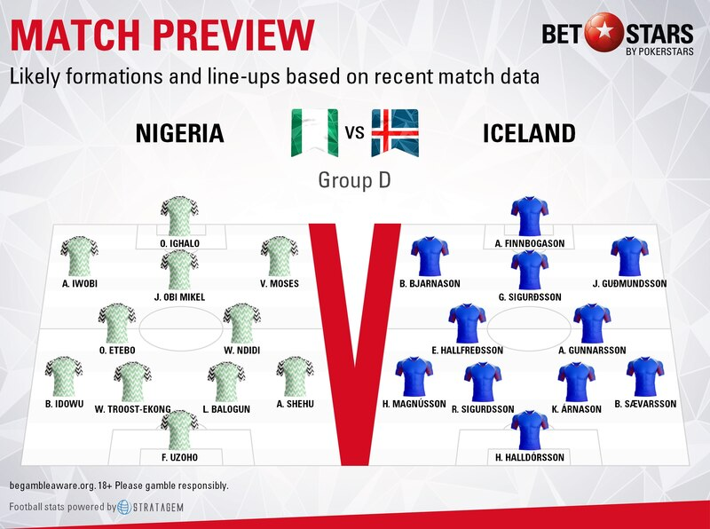nigeria vs iceland goals the way to go in volgograd contest