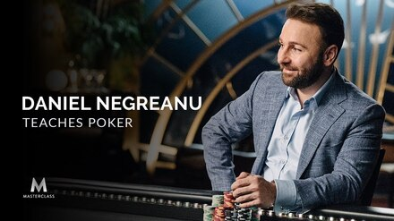 Daniel Negreanu on his MasterClass: