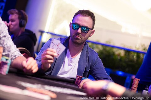 PokerStars Festival Marbella: Silviu Baltateanu bags the biggest stack on Day 1A