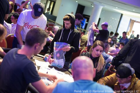 PokerStars Festival Marbella: Main Event Day 2 live updates