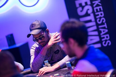Omar del Pino dominates, leads the final six in the PokerStars Festival Marbella Main Event