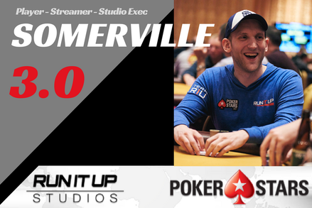 Jason Somerville: Architect of his own future...and poker's