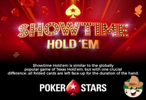 Showtime Hold'em set to leave PokerStars today