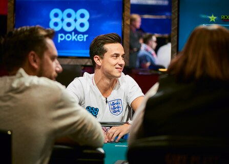 WSOP 2018: As England departs World Cup, a new hero emerges