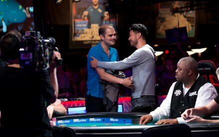 WSOP 2018: Labat and pocket kings, 'They killed me but they saved me'