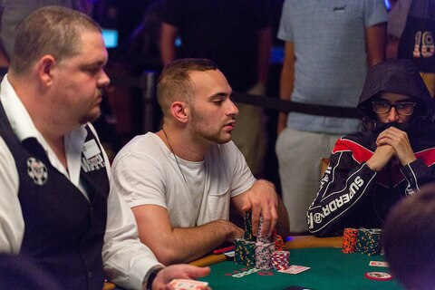 WSOP 2018: Zobian leads; Cada alive; France's fine day continues with Labat and Loosli