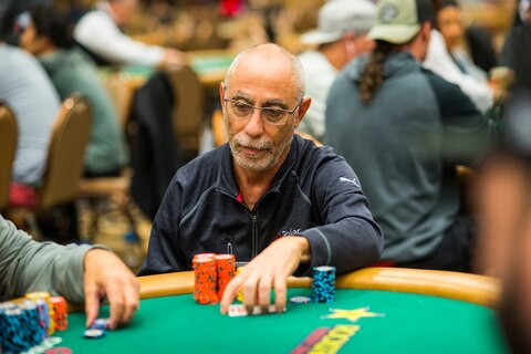 WSOP 2018: Then and now: Barry Greenstein
