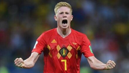 Francia vs Bélgica: El muro