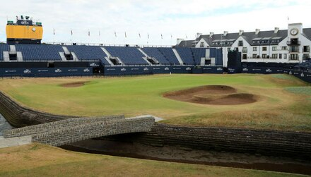 Open first-round leader tips: Go with early birds at Carnoustie