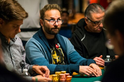 WSOP 2018: Negreanu continues preparations for a true players' championship