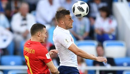 Belgium vs England: Go for goals in play-off