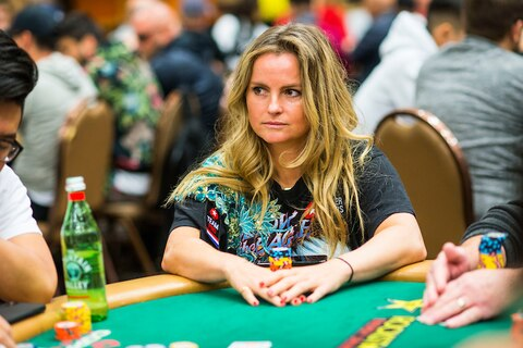 WSOP 2018: The rough and tumble of Day 2