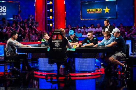 WSOP 2018: Five begin attempts to halt Michael Dyer's wrecking ball