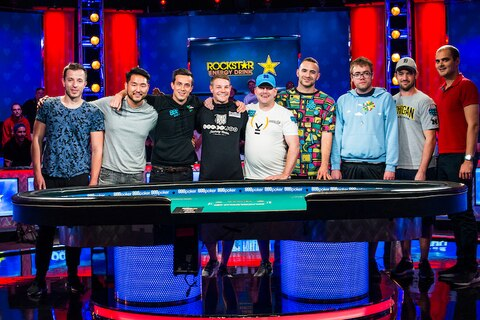 WSOP 2018: 'Rigged' final hand sets Main Event final table; Cada headlines