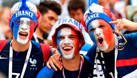 France vs Belgique : La France 20 ans après ?