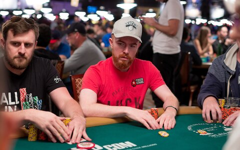 WSOP 2018: Then and now: Jake Cody