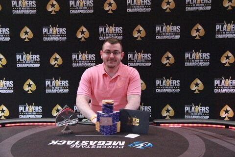 Jofrey Puaux wins Platinum Pass in Megastack Gujan-Mestras Main Event