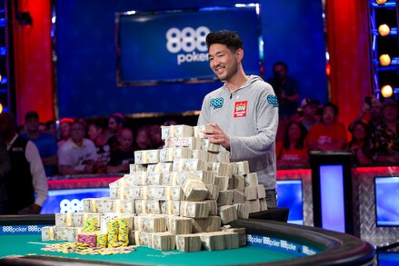 Weekend Review: John Cynn wins WSOP Main Event for $8.8M, AchoBogdanov claims Sunday Million for $214K, and more