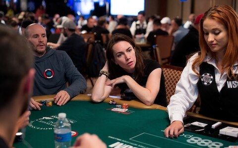 WSOP 2018: Untangling the cake riddle and finding the formula to Liv Boeree's heart