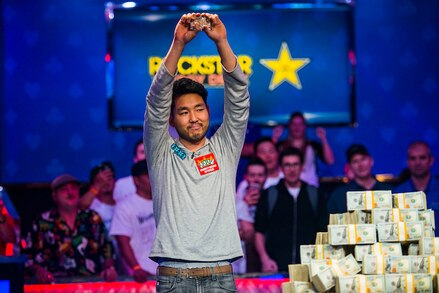 WSOP 2018: John Cynn survives longest-ever final table to win $8.8 million and title