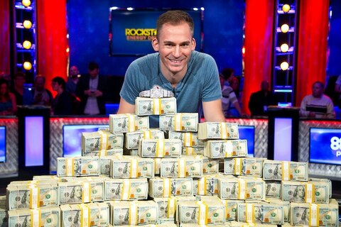 Weekly Round-up: Bonomo becomes #1, Martin's hot streak continues, Micro Millions madness, and more
