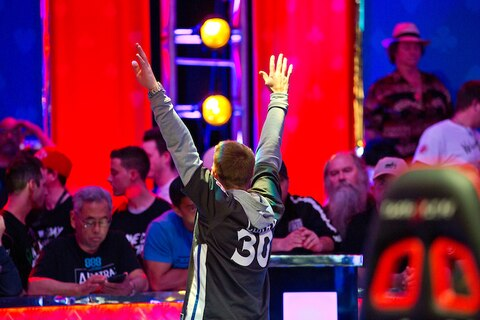 WSOP 2018: Miles leapfrogs Dyer to take commanding lead into final day