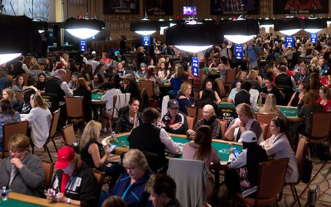 WSOP 2018: Fireworks, feasting and Day 1C of the Big Dance