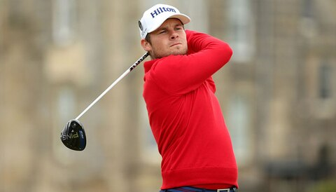 Open Championship: Hatton to flatten Carnoustie for maiden major