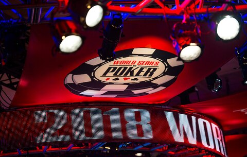 2018 WSOP: From the archive: Blood, sweat, other fluids and the World Series