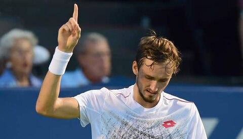Apuestas de tenis para el miércoles: Medveded pretende seguir escalando en el ranking en Rotterdam