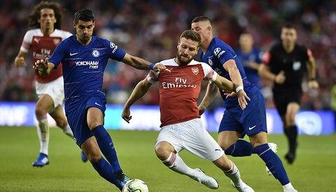 Apuestas combinadas de las ligas europeas: El Arsenal apuesta por la victoria en el derbi para engancharse al Chelsea