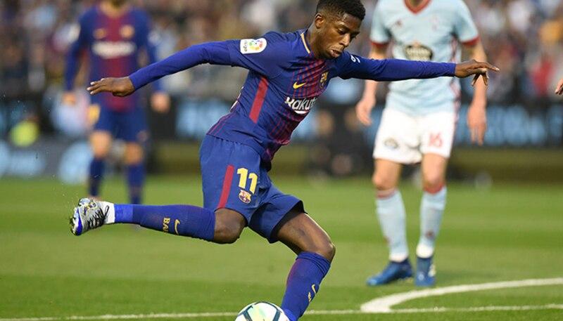 Ousmane Dembélé, FC Barcelona, Arsenal, BetStars, rumores de fichajes, apuestas deportivas, pronosticos deportivos, mercado de fichajes,