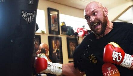 Tyson Fury vs Francesco Pianeta: El excampeón mundial sigue con su puesta a punto