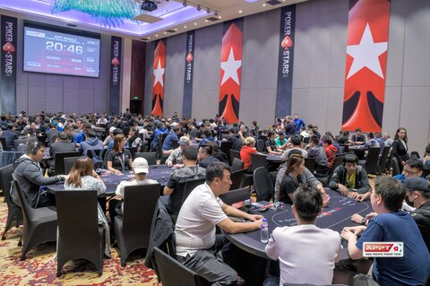 APPT Manila Main Event Live Updates - Day 1b