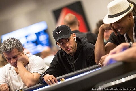 EPT Barcelona: When Neymar, Piqué, and Lo Celso roll into town