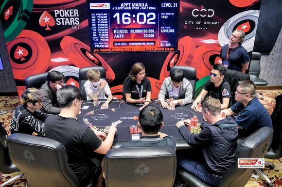Final Table Top