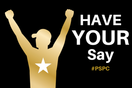 Have Your Say about the PSPC