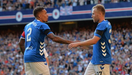 Maribor vs Rangers: Stick with slick Slovenians to win second leg