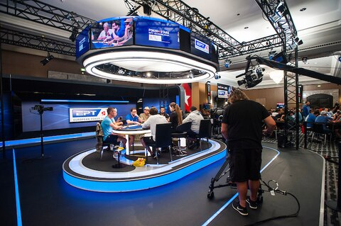 EPT Barcelona: Watch the action live on PokerStars.tv