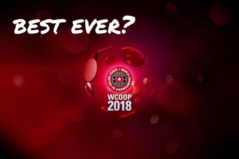 Has 2018 been the best WCOOP yet?